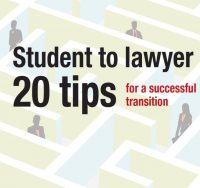 cover of 20 Tips issue of Lawpro student magazine