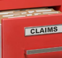 filing cabinet of claims