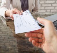 Check your cheques: Five ways to spot fraudulent cheques