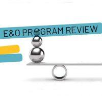 E&O program review: Risk in the balance